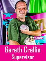 Gareth Crellin